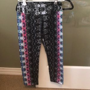 Barely worn Prana leggings tights size XS workout